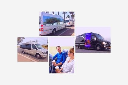 Israel Transport - Minibus