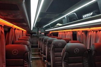 Minibus - Israel Transport