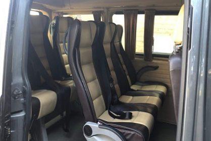 Viano- israel transport