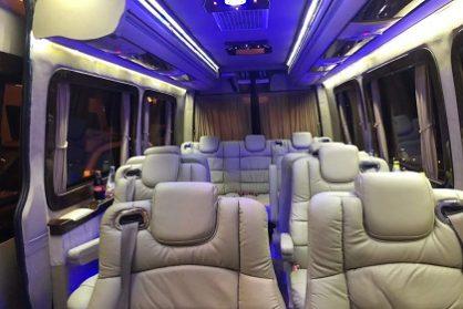 Van Limousine - Israel Transport