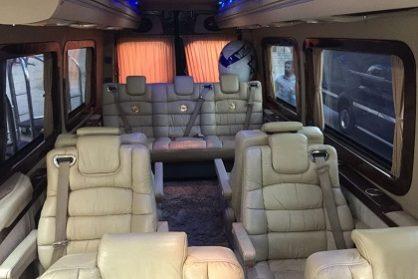 van Limousine- Israel Transport
