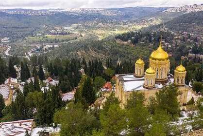 טיולי גמלאים ירושלים